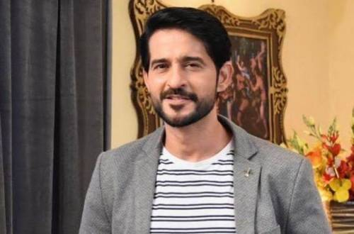 Hiten Tejwani turns cop for his next