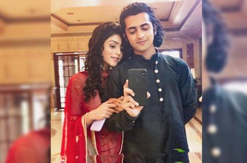 Some people are special; will stay special: Radha Krishn's Sumedh on his co-star Mallika