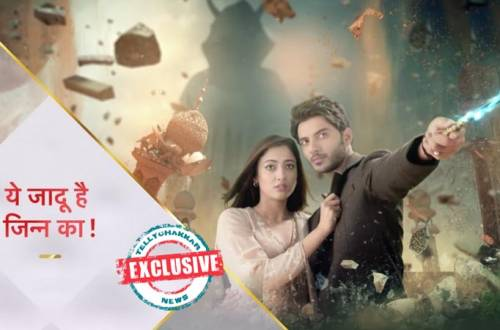 Yeh Jaadu Hai Jinn Ka cast rejoices over being at the top position on Star Plus