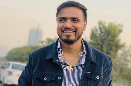 Amit Bhadana bags Comedy Creator award for 2 years in a row