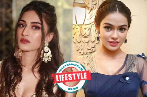 Erica Fernandes looks like a 'DOLL' in the pictures from her Kasautii Zindagii Kii co-star Sonya Ayodhya's wedding!