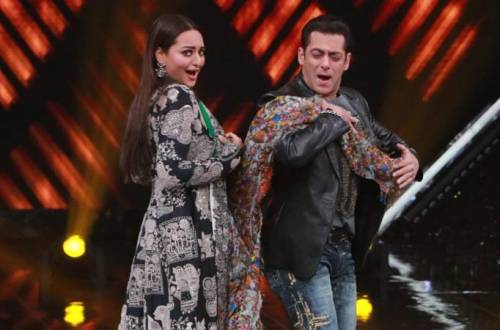 """No hardcore training, My focus would be only dancing!"""", says Salman Khan on Dance+5"""
