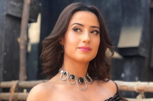 Aalisha Panwar opens up about her wish to play a cop