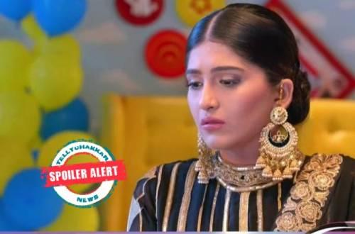 Meher's BOLD DECISION in Choti Sardarni