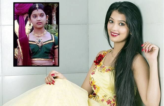 Did you know Digangana Suryavanshi worked as a child artist?