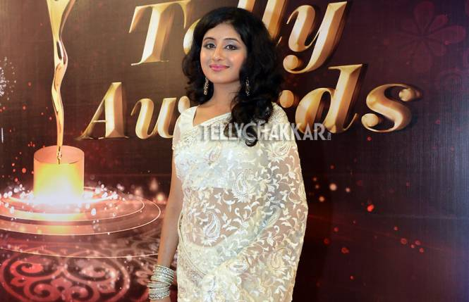 Paridhi Sharma started her career with television serial Tere Mere    Paridhi Sharma In Tere Mere Sapne