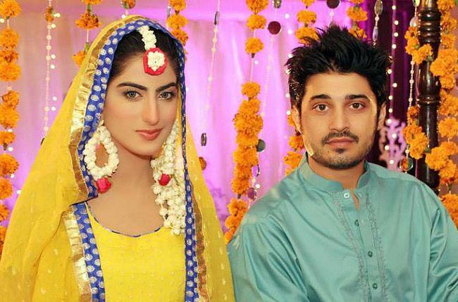 Pakistani Husband And Wife
