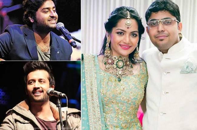 Singers Arijit Singh & Atif Aslam to perform at mega wedding