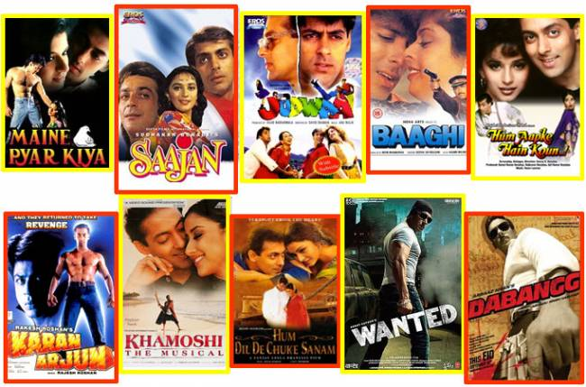 10 Must Watch Movies Of Salman Khan