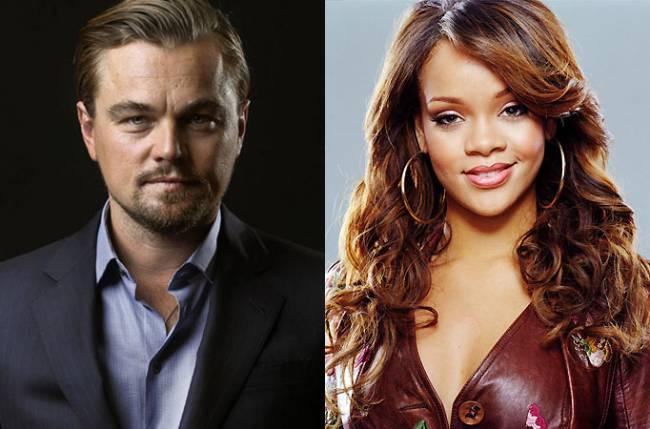Is Leonardo DiCaprio dating Rihanna? Leonardo Dicaprio Dating
