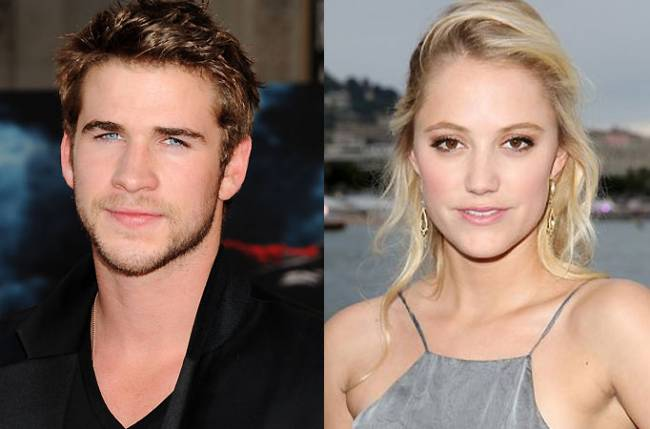 Liam hemsworth dating now