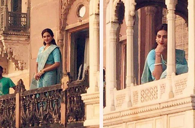 Nusrat Jahan play Shakuntala in Har Har Byomkesh