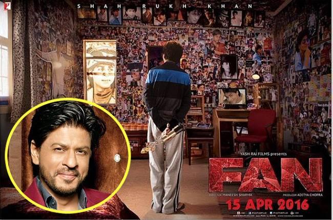 "अभी अभी: शाहरुख़ की फिल्म ""फैन"" का क्लाइमेक्स ये रहा !"