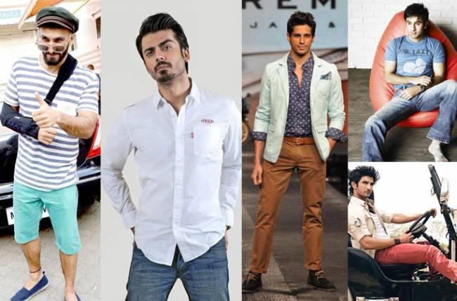 Bollywood Fashion Forward Must Have Summer Essentials For Guys
