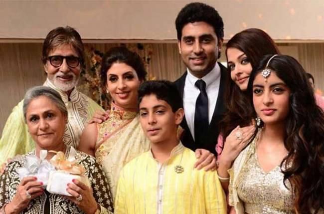 Amitabh Wishes Aishwarya Abhishek On Wedding Anniversary