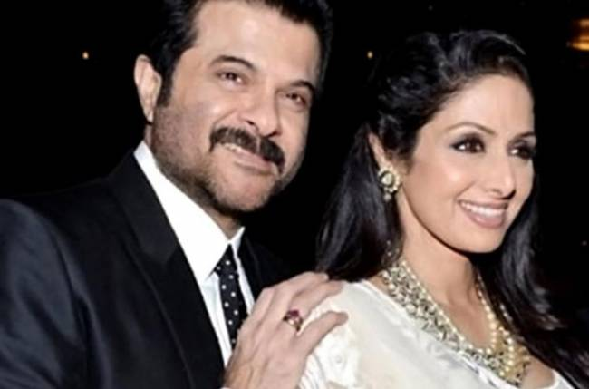 Anil Kapoor remembers Sridevi, writes we see your reflection in Janhvi, Khushi