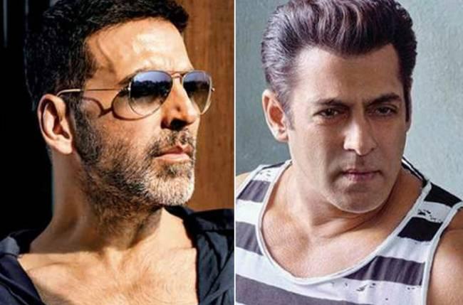 Akshay Kumar, Salman Khan in world's highest paid actors' list