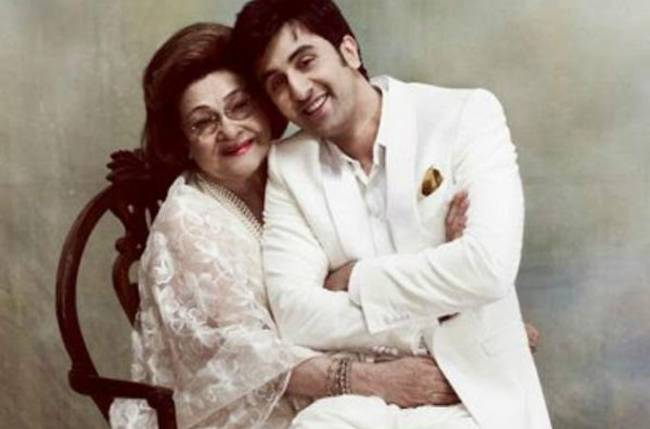 Krishna Raj Kapoor, wife of legendary filmmaker Raj Kapoor, passes away