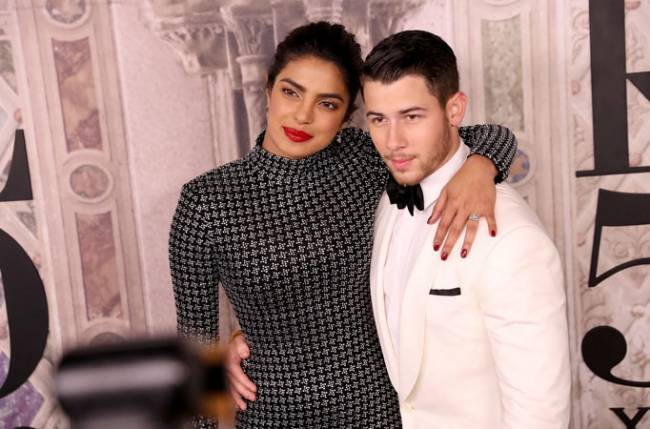 Nick Jonas & Priyanka Chopra's Pre-Wedding Dance Battle Channels Bollywood