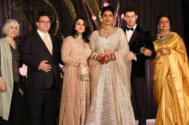 Shocking article says Priyanka's love marriage is 'scam'