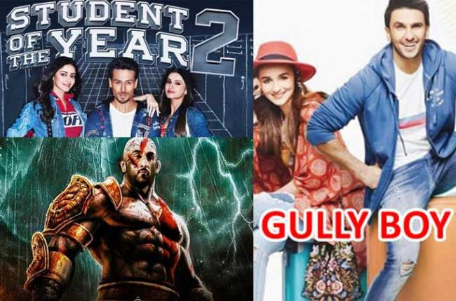 New Hindi Movei 2018 2019 Bolliwood: 10 Bollywood Movies That You Can't Miss Watching In 2019