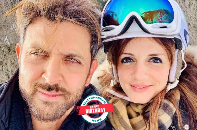 Sussanne Wishes 'BFF' Hrithik Roshan On His Birthday