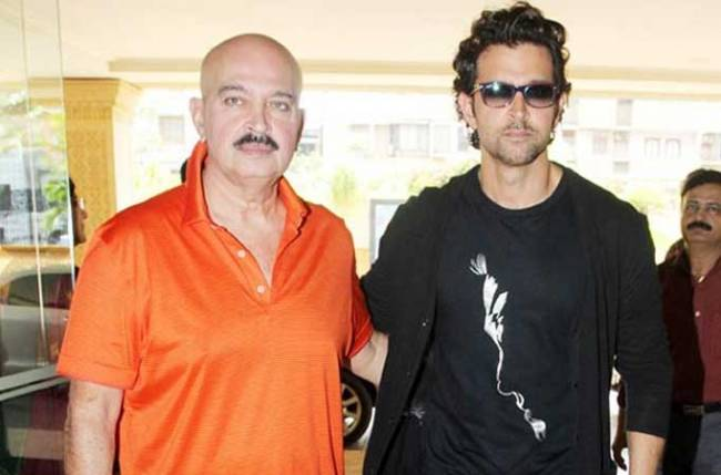 Rakesh Roshan is up and about, says son Hrithik