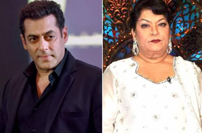 Salman Khan comes to Saroj Khan's rescue as veteran choreographer is out of work
