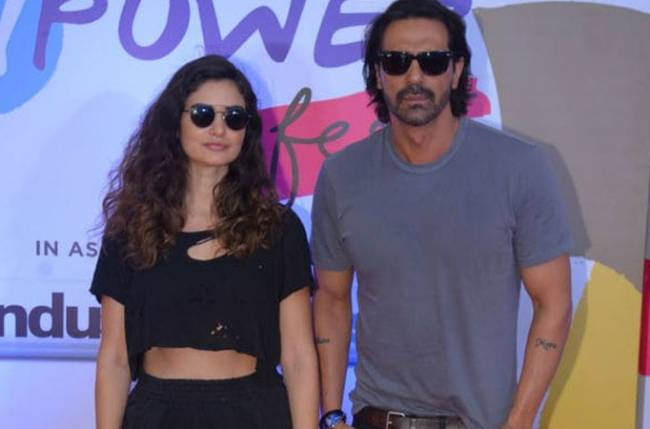 Arjun Rampal, girlfriend expecting first child