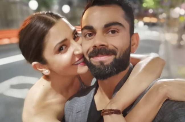 Virat made this big disclosure about his first meeting with Anushka Sharma