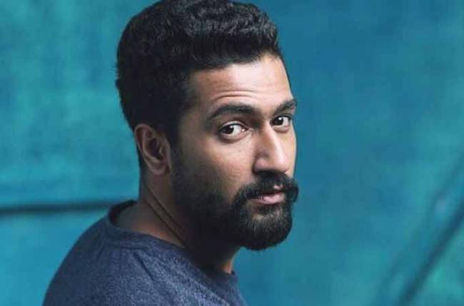 Vicky Kaushal once again reacts to drug controversy video