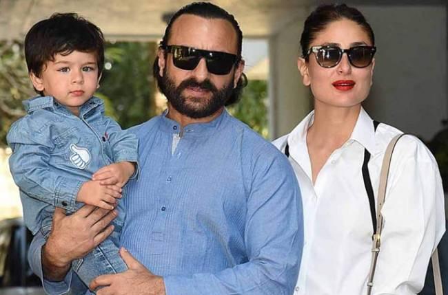 Kareena Kapoor says Taimur Ali Khan has the most fun with her and Saif Ali  Khan
