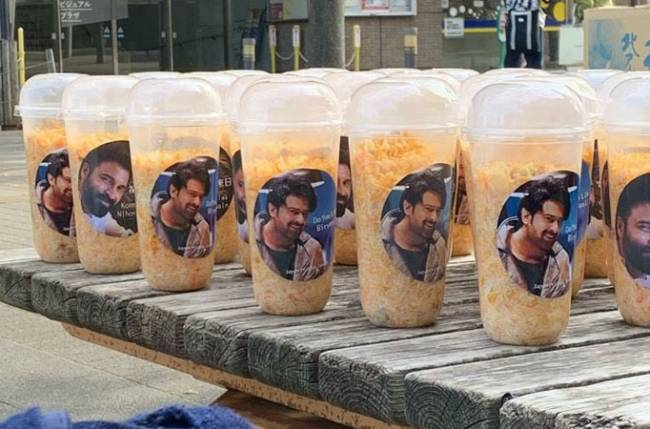 Here's the proof of how much fans love Prabhas globally!