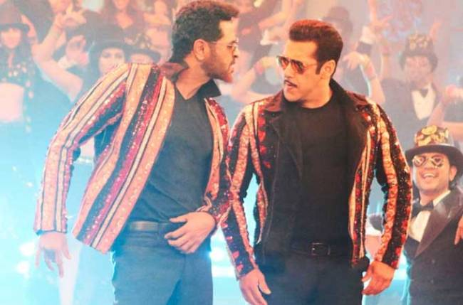 Salman Khan & Prabhu Deva Set The Screen on Fire