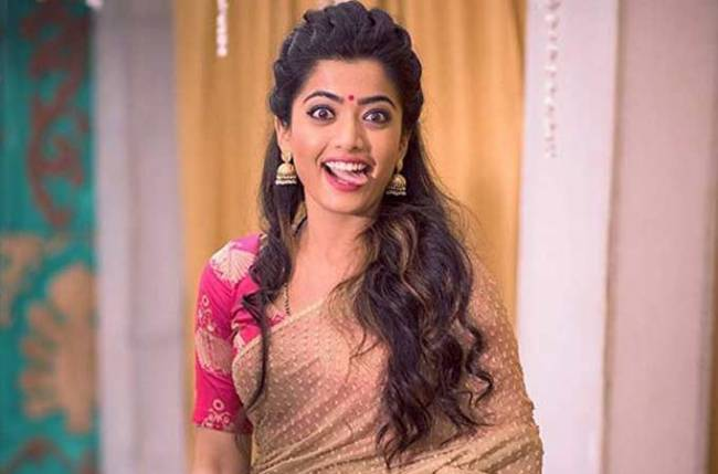 Singles Anthem Makes Rashmika Mandanna Do The Happy Dance