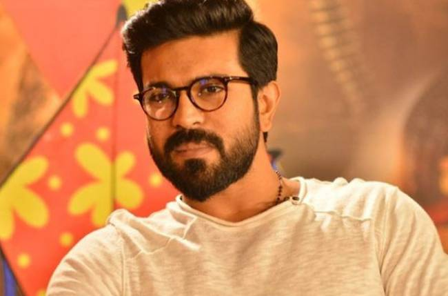 On Ram Charan`s birthday, Ajay Devgn unveils first look from `RRR`