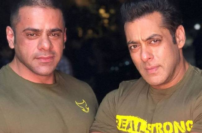 Salman to miss nephew's funeral due to lockdown