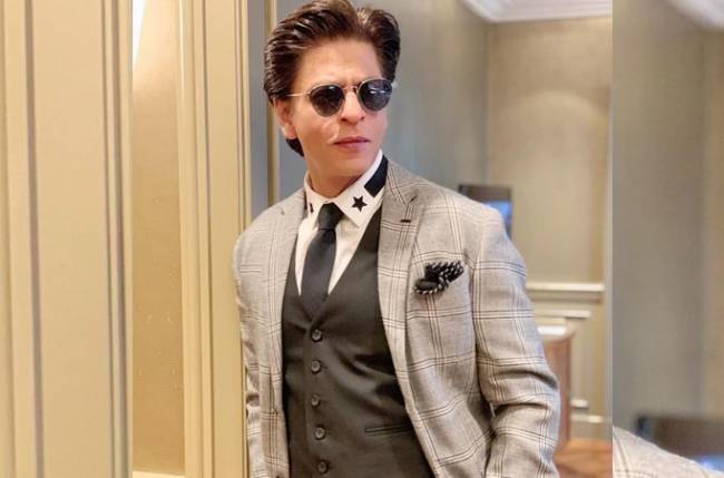 Shah Rukh Khan donates to coronavirus relief funds without revealing amount