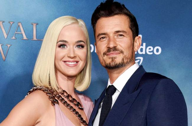 It's A Girl! Katy Perry And Orlando Bloom Share Baby's Gender Reveal
