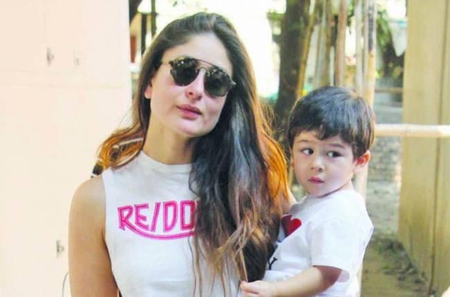 Pasta La Vista: Taimur turns jewellery designer for mom Kareena Kapoor Khan