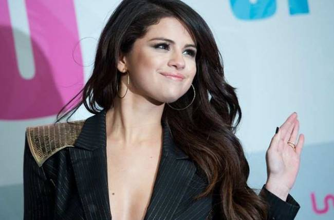 Selena Gomez not looking for love