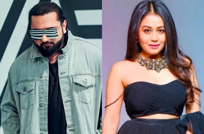 Yo Yo Honey Singh and Neha Kakkar collaborate for a peppy track