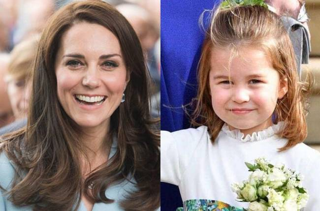 Kate Middleton Releases a Previously Unseen Photo on Princess Charlotte's Fifth Birthday