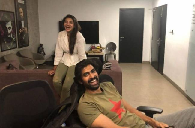 Struck by cupid: Rana Daggubati proposes to girlfriend Miheeka Bajaj amid lockdown