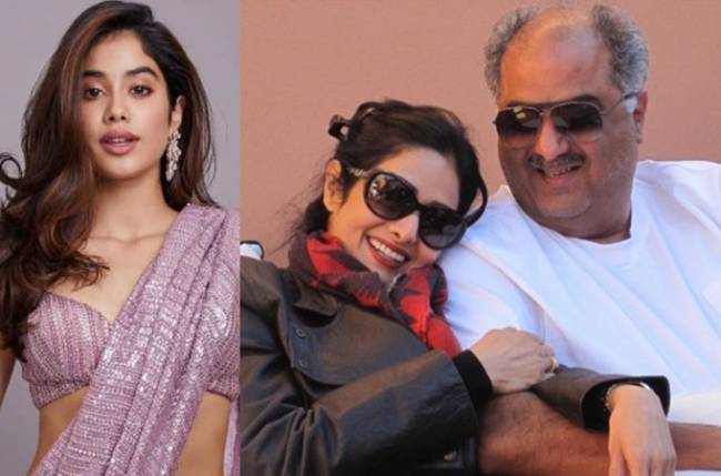 Janhvi Kapoor shares priceless throwback picture on parents' wedding anniversary