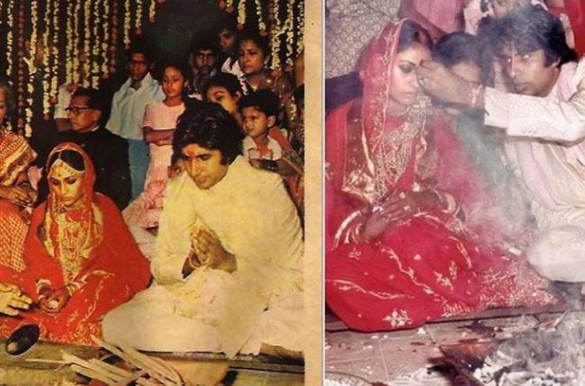 Amitabh Bachchan, Jaya celebrate 47 years of marriage with throwback pictures