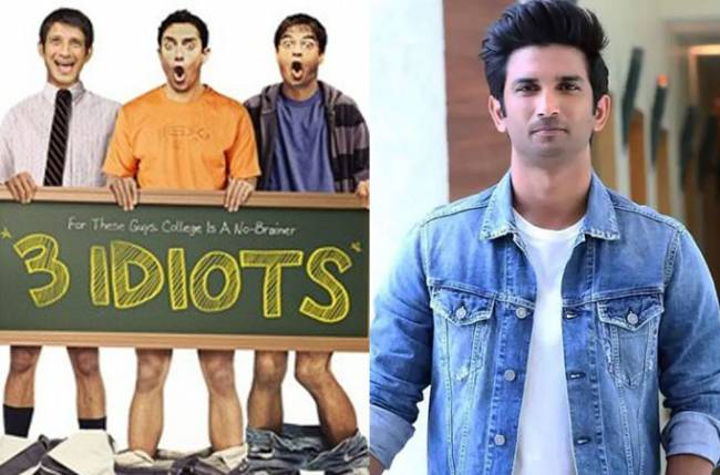 Fans Claim That The Dialogue Of 3 Idiots Is Apt When It Comes To Sushant Singh Rajput S Demise