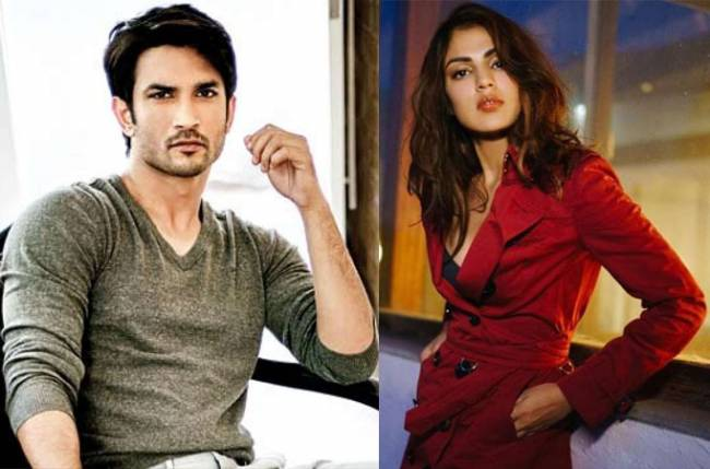 Sushant Singh Rajput asked Rhea Chakraborty to end contract with ...