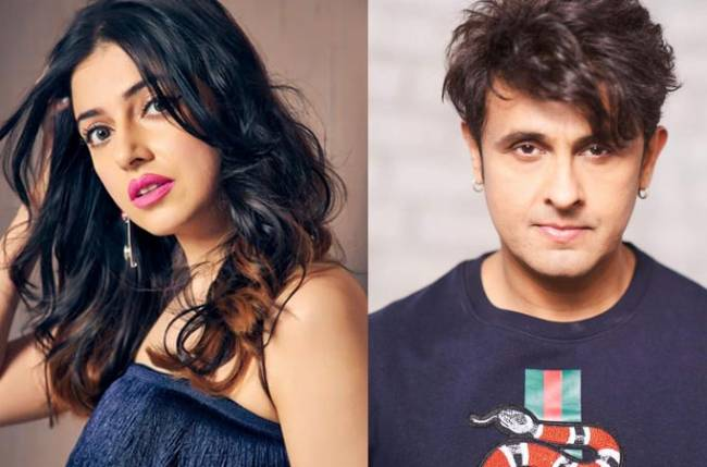 Divya Khosla Kumar accuses Sonu Nigam of 'selling lies'