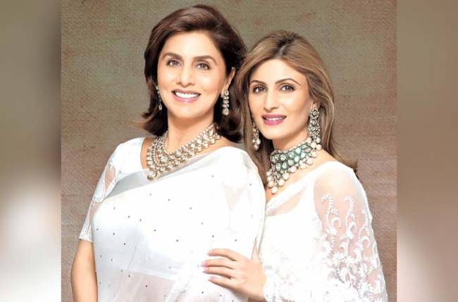 Neetu Kapoor turns 62, daughter Riddhima hosts dinner